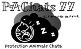 Association PAChats 77 Logo